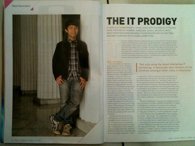 Featured on Mind+ Magazine.